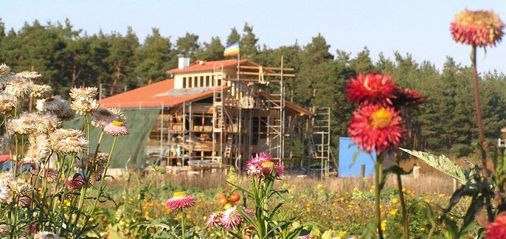 Ökologisch Bauen in Sieben Linden