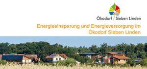 Energiebroschüre Sieben Linden