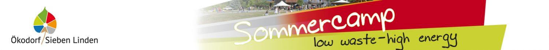 Ökodorf Sieben Linden Sommercamp 2019 Programm