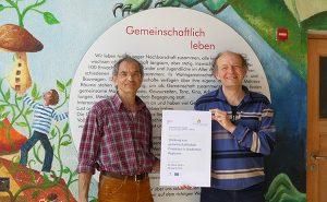 Stefan Althoff und Christoph Strünke