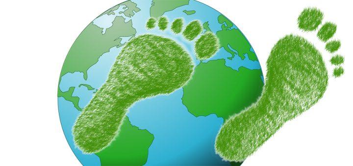 Ökologischer Fußabdruck - Ökodorf Sieben Linden