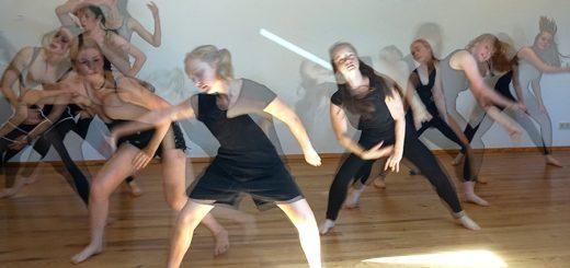 Tanzcamp Mädchen