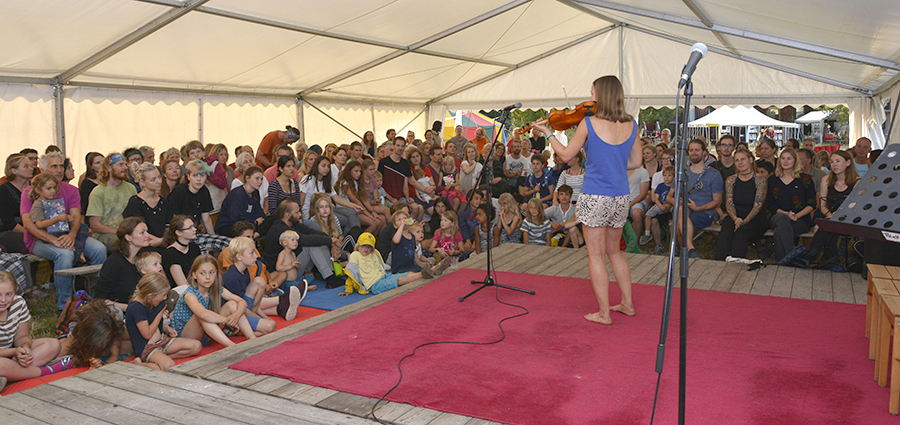 Sommercamp Offene Bühne