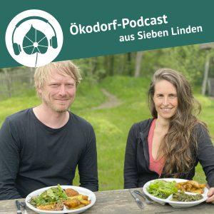 Ökodorf Podcast: Simone und Oliver